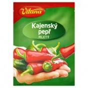 Vitana Kajenský pepř mletý 25g