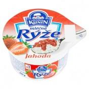 Mlékárna Kunín Mléčná rýže jahodová 150g