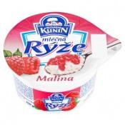 Mlékárna Kunín Mléčná rýže malinová 150g