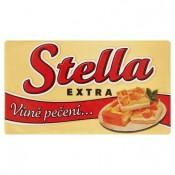 Stella Extra rostlinný margarín na pečení 250g