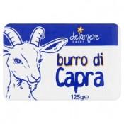 Delamere Dairy Burro di capra máslo z kozího mléka solené 125g