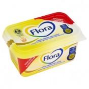 Flora Rostlinný roztíratelný tuk se sníženým obsahem tuku 400g
