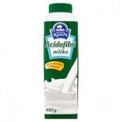 Mlékárna Kunín Acidofilní mléko 480g
