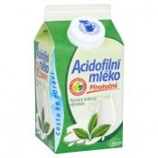 Mlékárna Valašské Meziříčí Acidofilní mléko plnotučné 500g