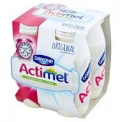 Danone Actimel Original jogurtové mléko slazené 4 x 100g