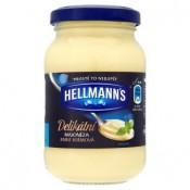 Hellmann's Delikátní majonéza jemně krémová 225ml