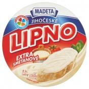 Madeta Jihočeské Lipno extra smetanový tavený sýr 140g