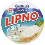 Madeta Jihočeské Lipno tavený sýr s nivou 140g