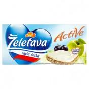 Želetava Active Tavený sýr se sníženým obsahem tuku 3 ks 150g