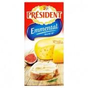 Président Emmental tavený sýr se sýrem ementál 150g