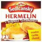 Sedlčanský Hermelín v křupavé strouhance 2 ks 200g