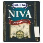 Madeta Niva Premium sýr s plísní uvnitř hmoty 110g