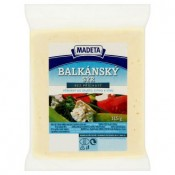 Madeta Balkánský sýr bez příchutě 115g