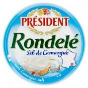 Président Rondelé Čerstvý sýr se solí z kraje Camargue 100g