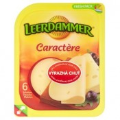 Leerdammer Caractère plátkový sýr 150g
