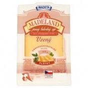 Madeta Madeland Jemný lahodný sýr holandského typu uzený plátky 100g