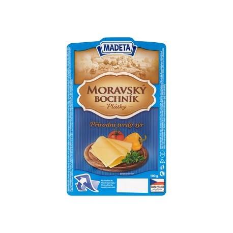 Madeta Moravský Bochník plátky 100g