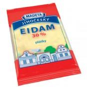 Jihočeský Eidam 30% plátky 100 g