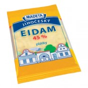 Jihočeský Eidam 45% plátky 100 g
