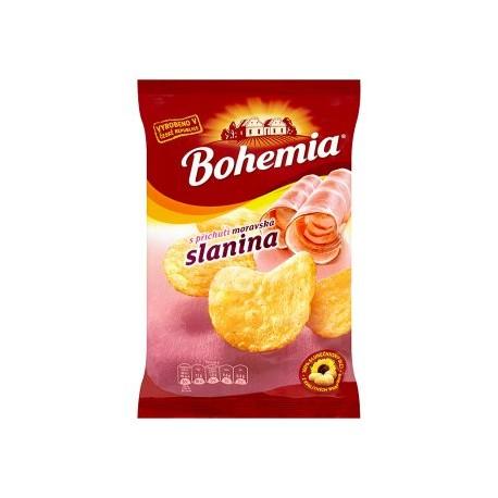 Bohemia Chips moravská slanina 77g
