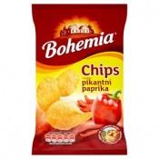 Bohemia Chips pikantní paprika 77g