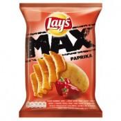 Lay's Max Smažené bramborové lupínky s příchutí pikantní papriky 70g