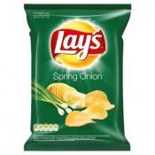 Lay's Smažené bramborové lupínky s příchutí jarní cibulky 77g