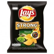 Lay's Strong Wasabi 77g