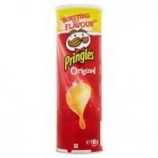 Pringles Original křupavý pikantní snack 165g