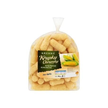 Michelské Pekárny Křehké křupky kukuřičné 90g