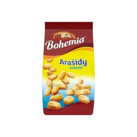 Bohemia Arašídy solené 400g
