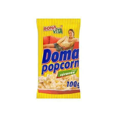 Bona Vita Doma Popcorn S příchutí sýrovou 100g