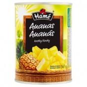 Hamé Ananas kostky v sladkém nálevu 567g