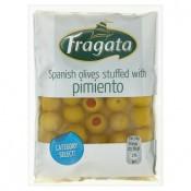Fragata Manzanilla zelené olivy plněné paprikovou pastou 200g