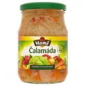 Hamé Čalamáda v kořeněném sladkokyselém nálevu 330g