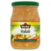 Hamé Halali směs zeleniny a koření k přípravě omáček ve slanokyselém nálevu 320g