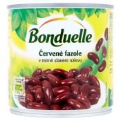 Bonduelle Červené fazole v mírně slaném nálevu 400g