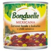 Bonduelle Mexicana červené fazole s kukuřicí v chilli omáčce 430g