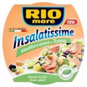 Rio Mare Insalatissime Tuňákový salát Mediterranea 160g