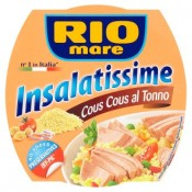 Rio Mare Insalatissime Tuňákový salát s kuskusem 160g