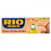 Rio Mare Tuňák v olivovém oleji 3 x 80g
