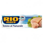 Rio Mare Tuňák ve vlastní šťávě 3 x 80g