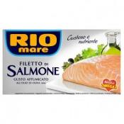 Rio Mare Filety z lososa s uzenou příchutí 150 g