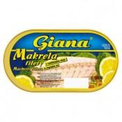 Giana Makrela filety v rostlinném oleji 170g