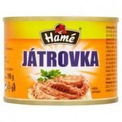 Hamé Játrovka paštika 190g