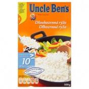 Uncle Ben's Dlouhozrnná rýže 500g