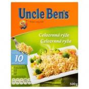 Uncle Ben's Celozrnná rýže 500g