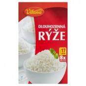 Vitana Dlouhozrnná rýže 8 x 120g