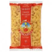 Riscossa těstoviny semolinové Creste di gallo - kohoutí hřebeny 500g