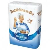 Babiččina Volba Mouka polohrubá pšeničná 1kg